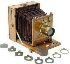 Waterhouse camera