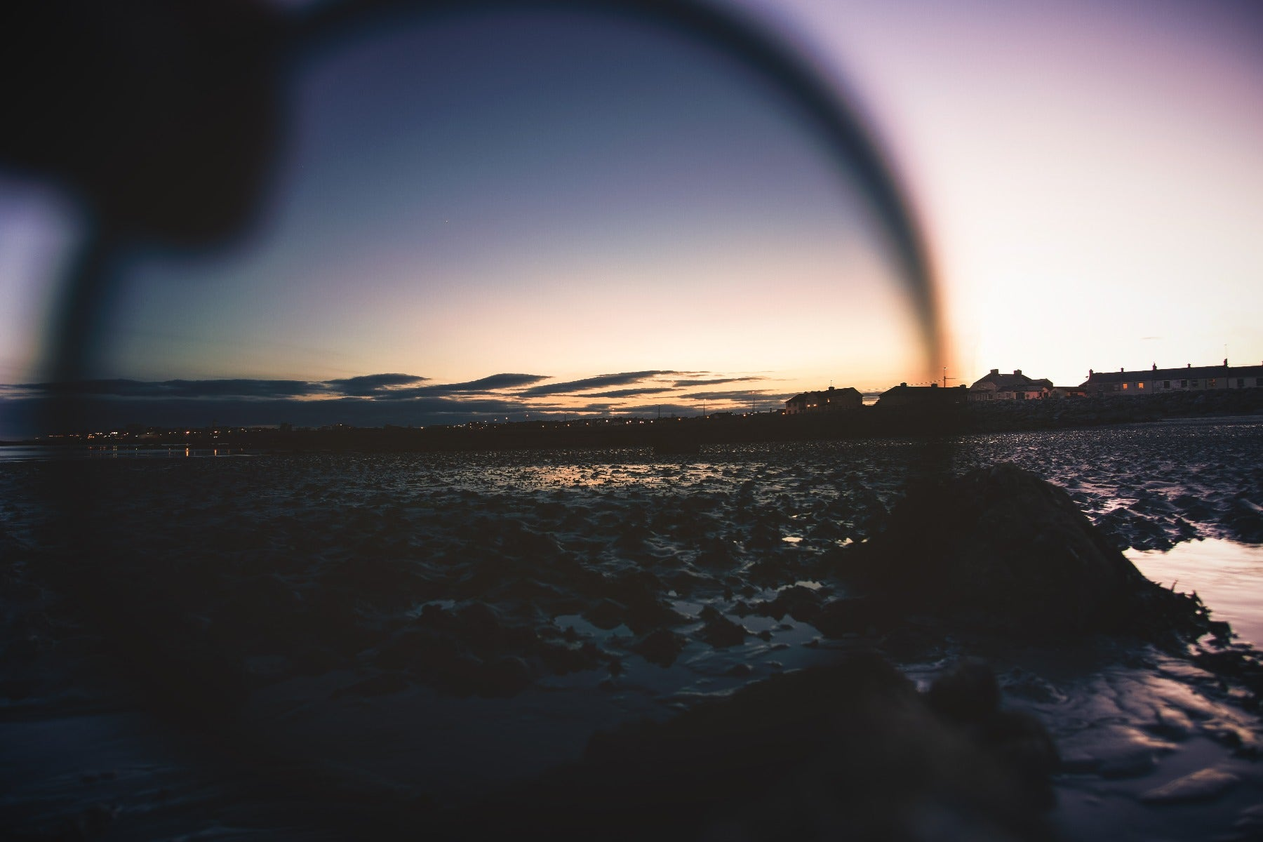 Polarising filter