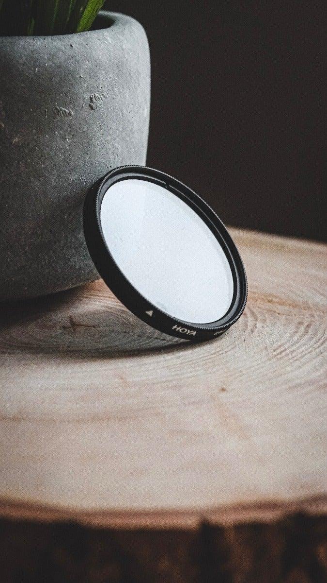 Hoya polarising filter