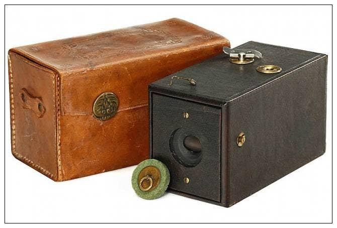 The original Kodak camera