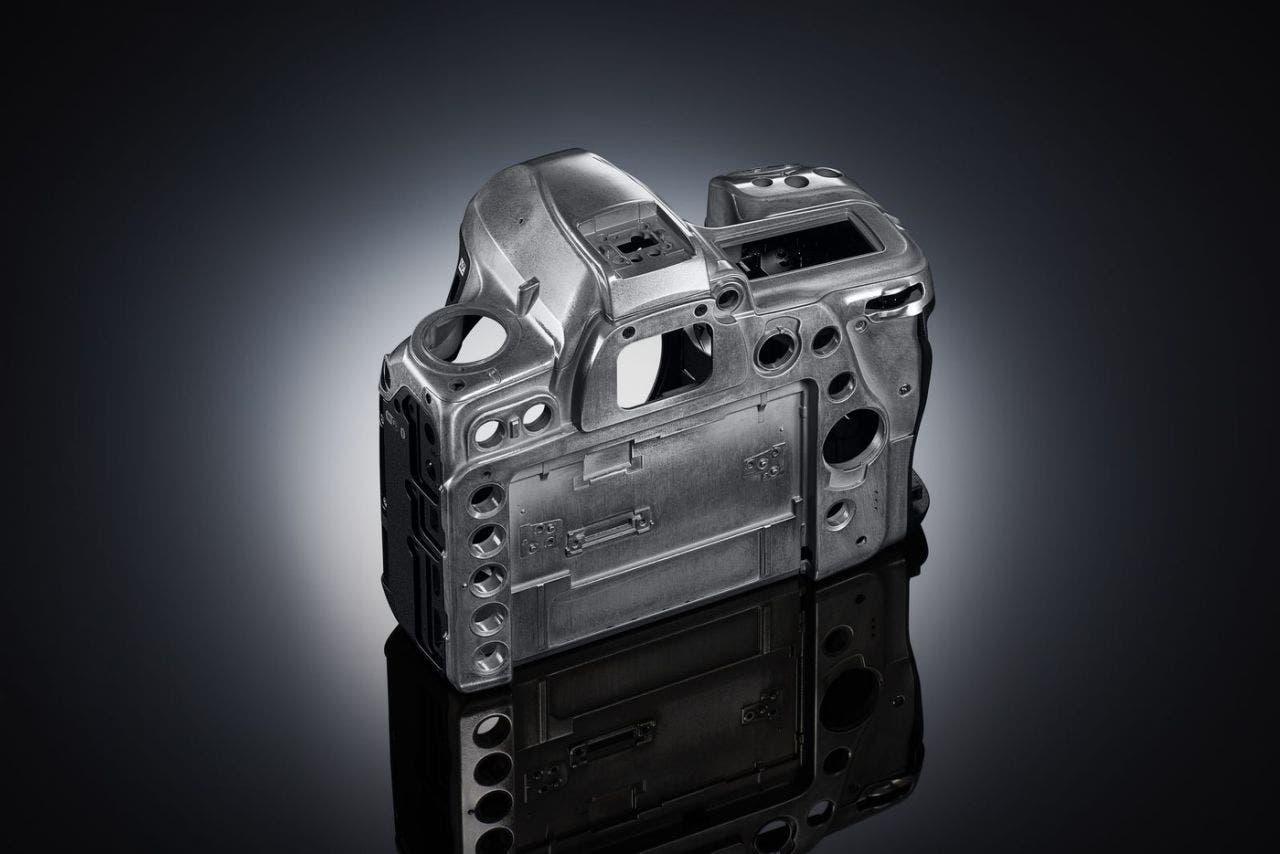 Magnesium alloy construction