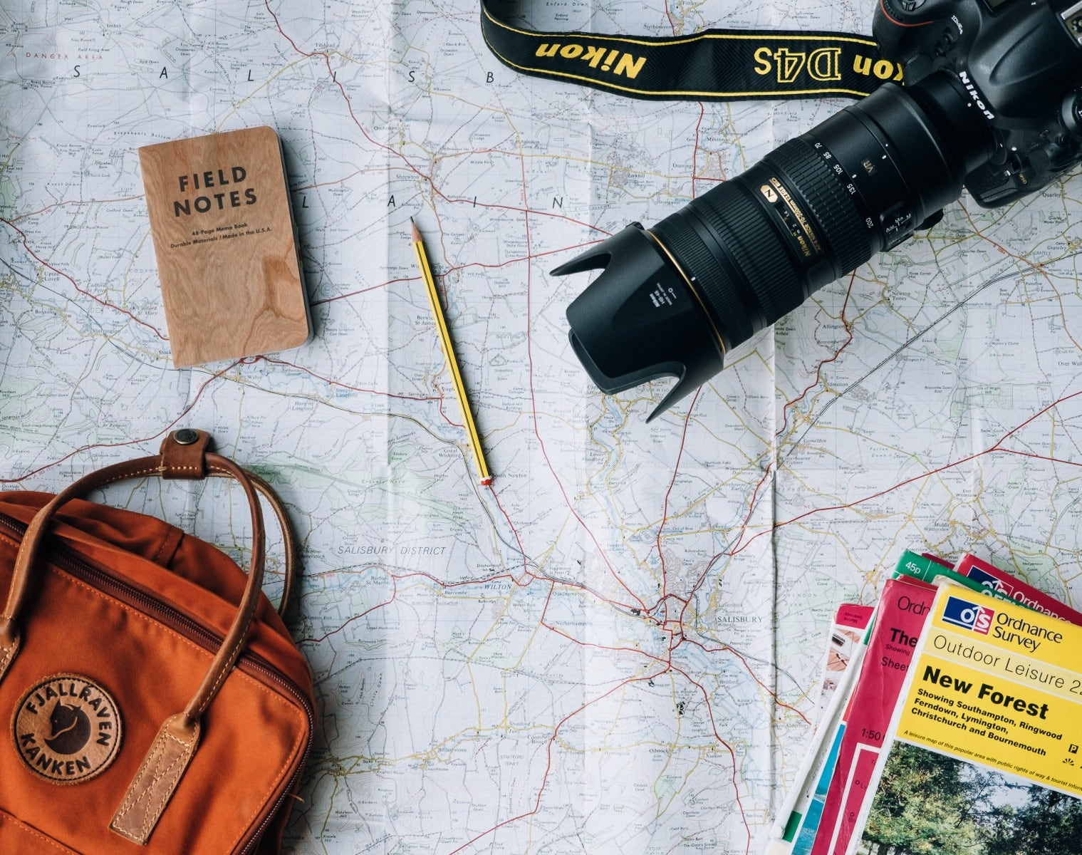 Planning a photography trip