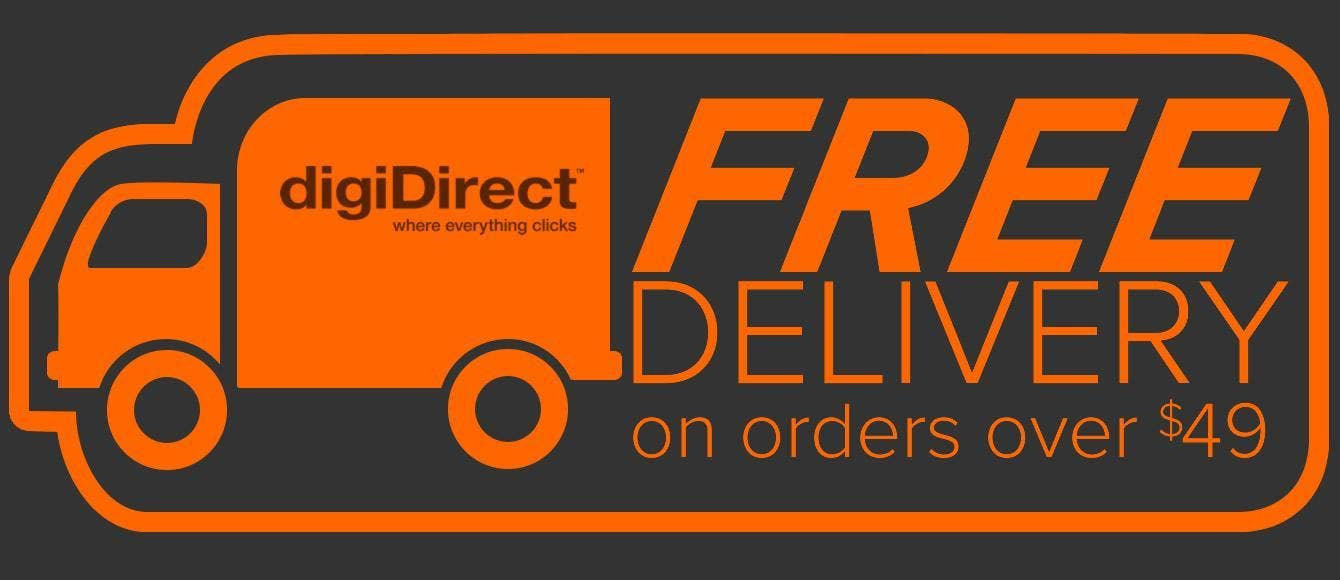 Free delivery on orders over $49