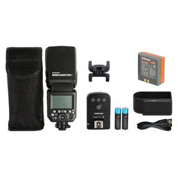 Hahnel Modus 600RT MKII Speedlight Wireless Kit for Fuji fast powerful speedlight