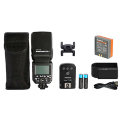 Hahnel Modus 600RT MKII Speedlight Wireless Kit for Sony fast powerful speedlight