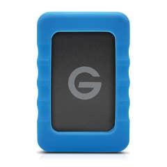 G-Technology G-DRIVE ev RaW 4TB