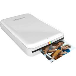 Polaroid ZIP Mobile Printer - White    (POLMP01W)