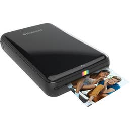 Polaroid ZIP Mobile Printer - Black   (POLMP01B)
