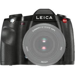 Leica S (Typ 006) Medium Format DSLR