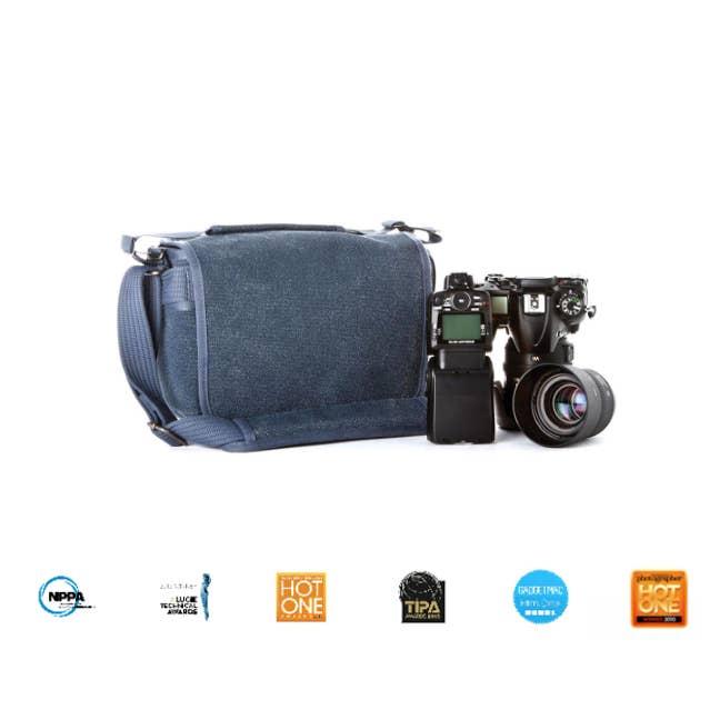 Think Tank Photo Retrospective 5 Shoulder Bag - Blue Slate  TT744