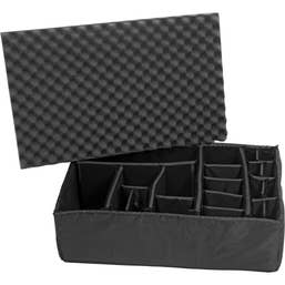 Pelican 1655 Padded Divider Set fo 1650 Cases
