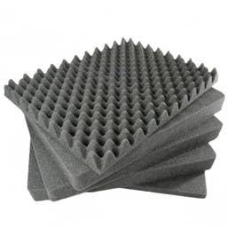 Pelican 1651 Foam Set for 1650 Cases