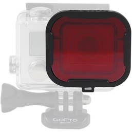 Polar Pro Red Dive Filter for GoPro 3+ / 4 Standard Housing  (P1001)