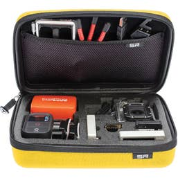 SP-Gadgets POV Case for GoPro Cameras - Small  (Yellow)
