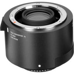 Sigma TC-2001 2.0x Teleconverter for Nikon