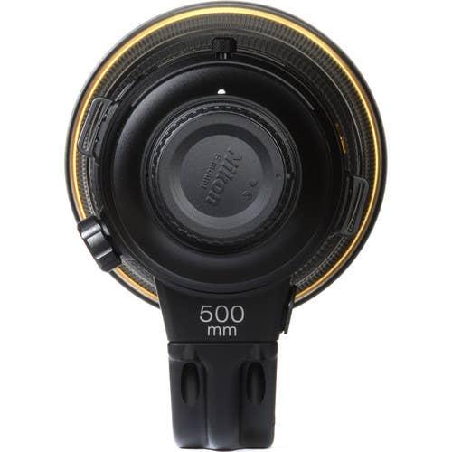 Nikon AF-S NIKKOR 500mm f/4E
