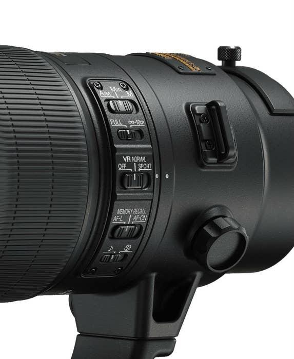 Nikon AF-S NIKKOR 600mm f/4E