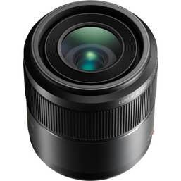 Panasonic LUMIX G MACRO 30mm f/2.8 ASPH. MEGA O.I.S. Lens   (H-HS030E)
