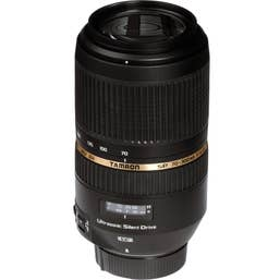 Tamron SP 70-300mm f4-5.6 Di VC USD Lens - Nikon Mount