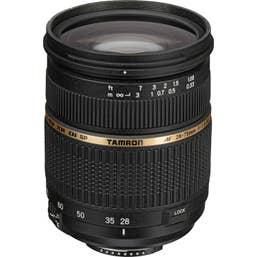 Tamron SP 28-75mm F2.8 XR Di LD Aspherical (IF) Lens - Nikon Mount  -  400120