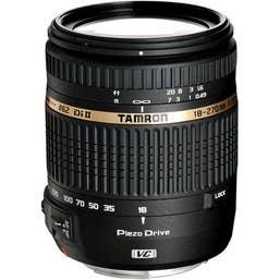 Tamron AF 18-270mm F3.5-6.3 Di-II VC PZD Lens - Nikon Mount