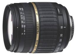 Tamron AF 18-200mm F3.5-6.3 XR Di II LD ASPH IF Lens - Sony ALPHA Mount - not for Sony E/FE
