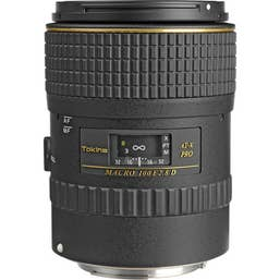 Tokina AT-X 100mm f2.8 PRO D Macro Lens - Canon Mount