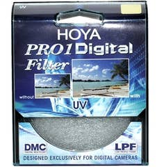 Hoya 49mm PRO1D UV (0) DMC Filter