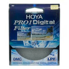 Hoya 37mm PRO1D UV (0) Filter