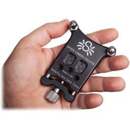 Spider Camera Holster Spider Arca-Swiss Clamp (Black)
