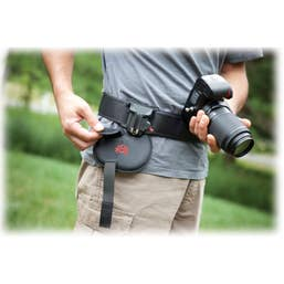 Spider Camera Holster Black Widow Holster Kit