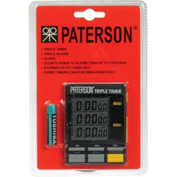 Paterson Triple Darkroom Timer