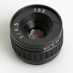 Paterson 50mm Lens for PTP700