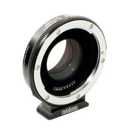 Metabones Canon EF to Micro FourThirds T Speed Booster ULTRA  0.71x (Black Matt) MB-125