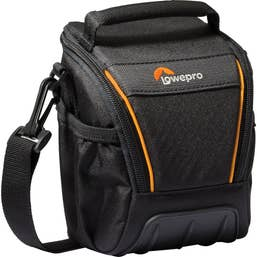 Lowepro Adventura SH 100 II Shoulder Bag (Black) - 680937