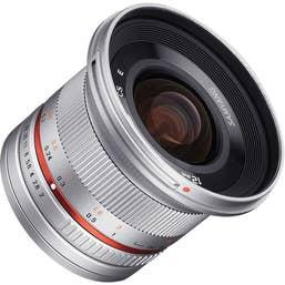 Samyang 12mm f2.0 NCS CS lens for Sony E-Mount (APS-C) - Silver