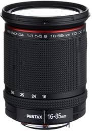 PENTAX HD PENTAX-DA 16-85mm f/3.5-5.6 ED DC WR Lens (21387)