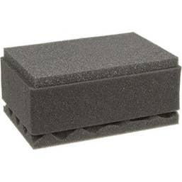 Pelican 1121 3 Piece Foam Set - for Pelican 1120 Case (Replacement)