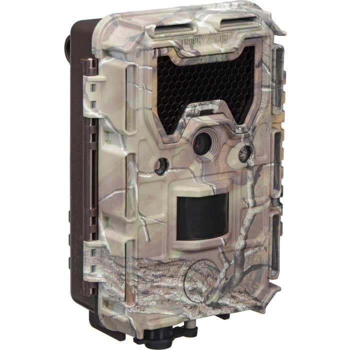 Bushnell Trophy Cam 14MP HD Aggressor No-Glow Trail Camera (Realtree)
