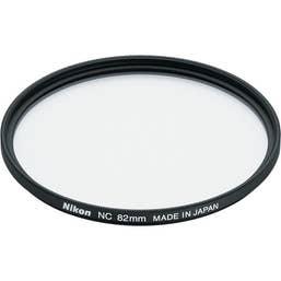 Nikon 82mm Neutral Color NC Filter  (FTA70401)