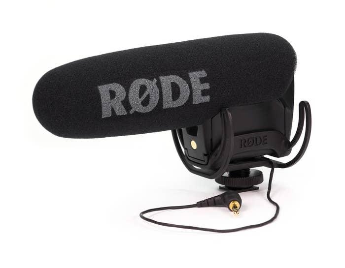 Rode VideoMic Pro Rycote (1-RODVMPR)