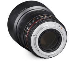 Samyang 85mm T1.5 VDSLR II - Sony FE Full Frame (400640)