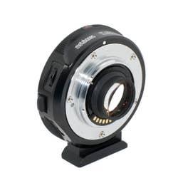 Metabones Speed Booster Adaptor Canon EF to BMCC - Black Matt ( MB-115 )