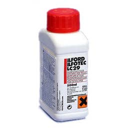 Ilford Ilfotec LC29 Developer EN/ESP (500ml)  -  1131811