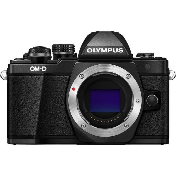 OM-D E-M10 Mark II Black Body