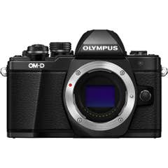 OM-D E-M10 Mark II Black Body