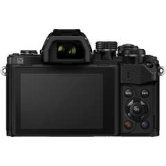 Olympus OM-D E-M10 Mark II Black Body | 14-42mm EZ Black lens