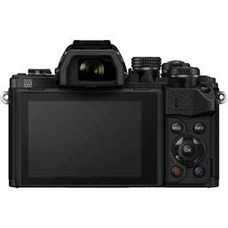 Olympus OM-D E-M10 Mark II Black Body   14-42mm EZ Black lens