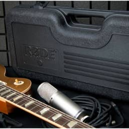 Rode RC2 Microphone Case