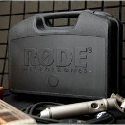 Rode RC4 Microphone Case